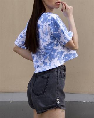 Шорты джинсовые (2036) - фото 27001