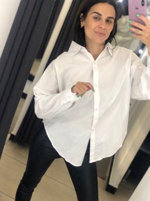 Рубашка белая женская (913-RUB) - фото 28568
