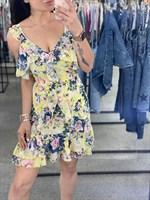 """Платье """"Цветы"""" (12784)"""