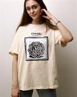 "Футболка ""Chanel"" (14260)"