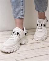 Кроссовки с камнями (f10)