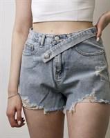 Шорты джинсовые (9513)