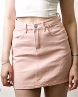 Юбка джинсовая цветная (992)