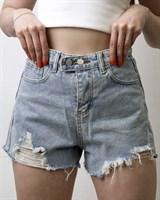 Шорты джинсовые (9517)