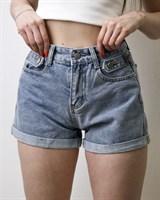 Шорты джинсовые (3808)