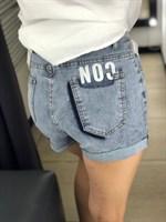 Шорты джинсовые (8578) раз. 27-32
