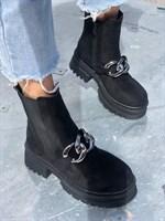 """Ботинки зимние """"Цепь"""" (989-7A)"""