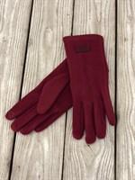 Перчатки женские замша (5152)