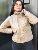 Куртка демисезонная карманы (8033)