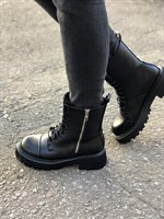 Ботинки женские з/ш (550208-1P)