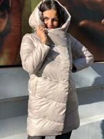 Куртка женская замки (90258)