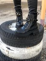 Ботинки зимние (9855P-1)